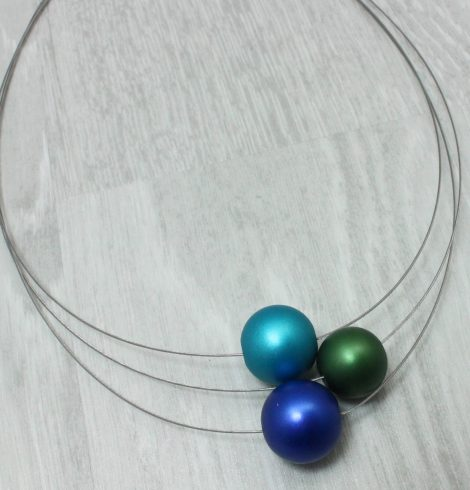 A photo of the Gumball Necklace product