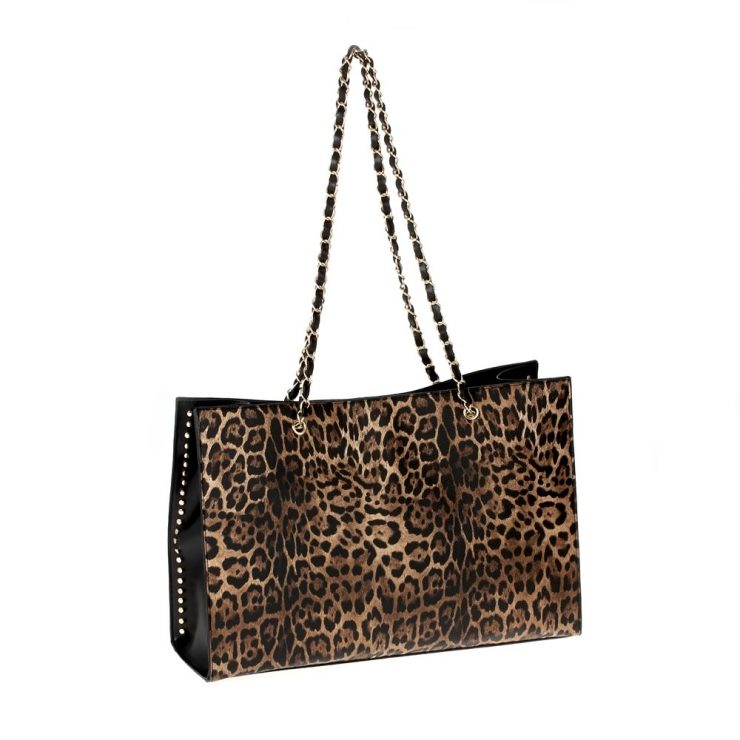 A photo of the Spotted Out Tote product