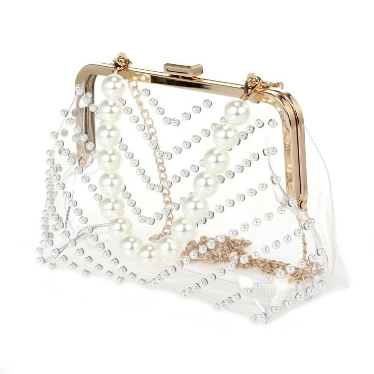 A photo of the Coast Is Clear Hand Bag product