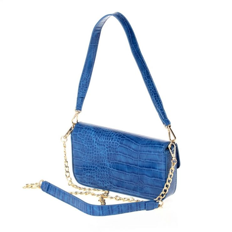 Heart of It All Bag in Blue