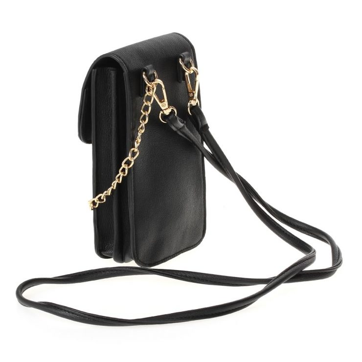Fenced in Purse in Black