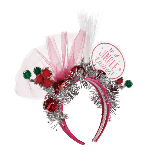 A photo of the Holiday Hostess Headband product