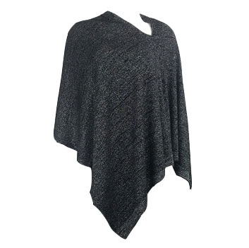 A photo of the Metallic Fashion Poncho product