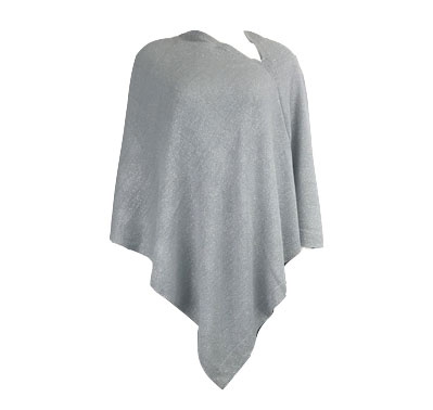 Metallic Fashion Poncho
