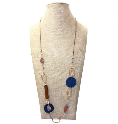 A photo of the On the Bay Necklace product