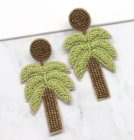 A photo of the Palma Earrings product
