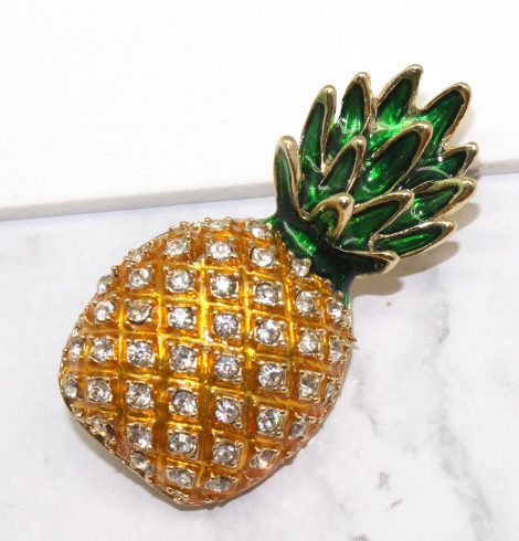 A photo of the Pineapple Pin product