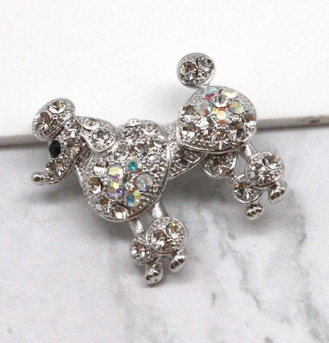 A photo of the Poodle Pin product