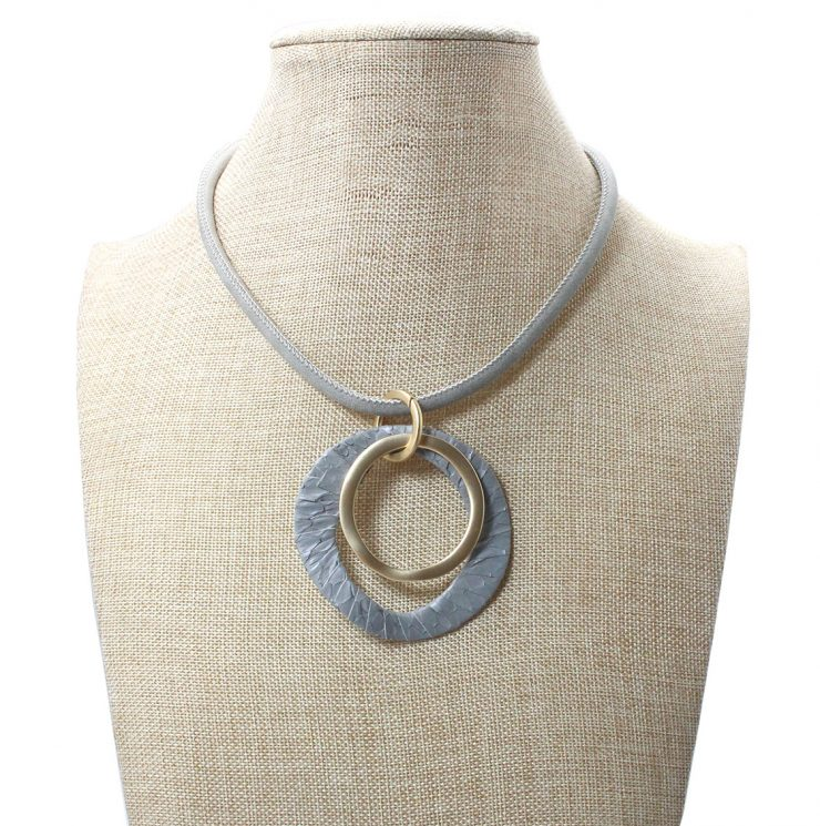 A photo of the Ring the Alarm Necklace product