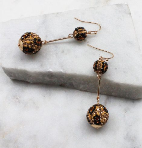 A photo of the Wild Occasion Earrings product