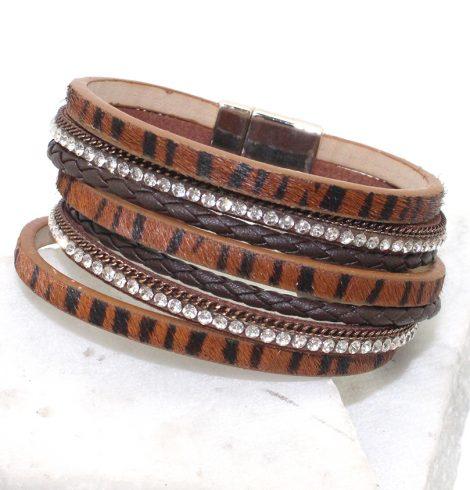 A photo of the Tiger Stripe Bracelet product
