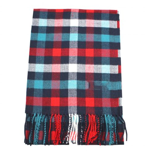A photo of the American Checkered Cashmere Blend Scarf product