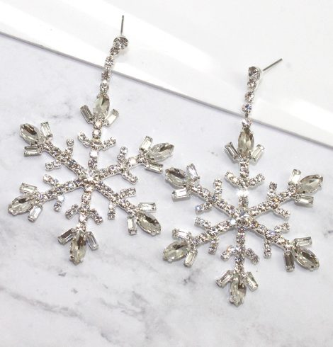 A photo of the Christmas Morning Earrings product