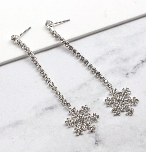 A photo of the Falling From The Sky Earrings product
