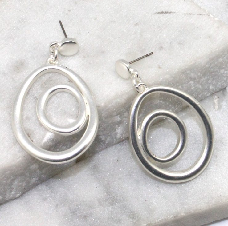 A photo of the Loopy Earrings product