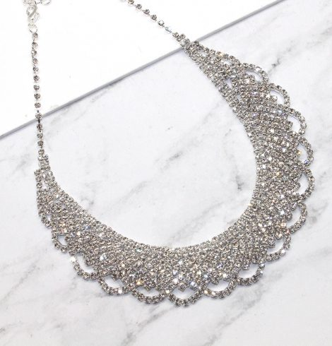 A photo of the Mila Necklace product