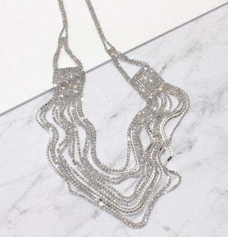 A photo of the Rachael Necklace product