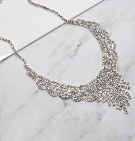 A photo of the Roberta Necklace product