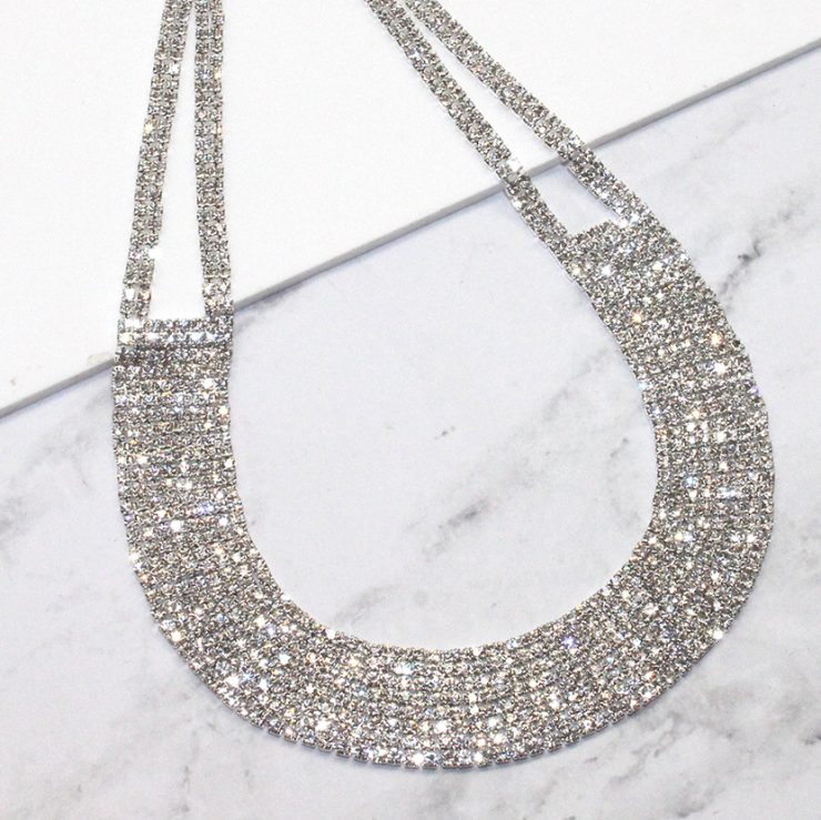 A photo of the Tina Necklace product