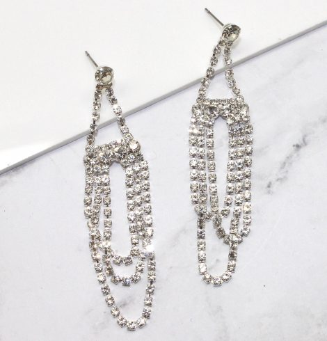 A photo of the Vivvy Earrings product