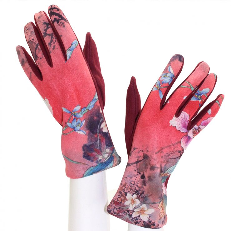 A photo of the Blossom Garden Gloves product
