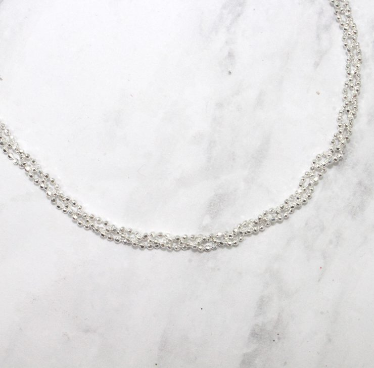 A photo of the Braided Anklet product