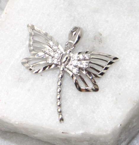 A photo of the Dragonfly Pendant product