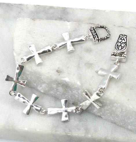 A photo of the Fully Faithful Bracelet product