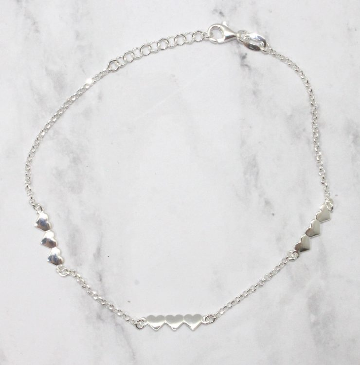 A photo of the In Love Anklet product
