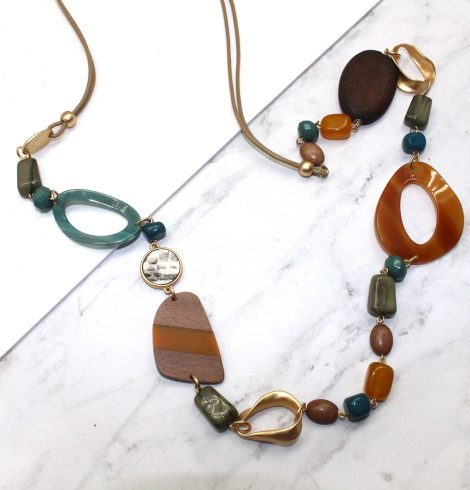 A photo of the Lena Necklace product