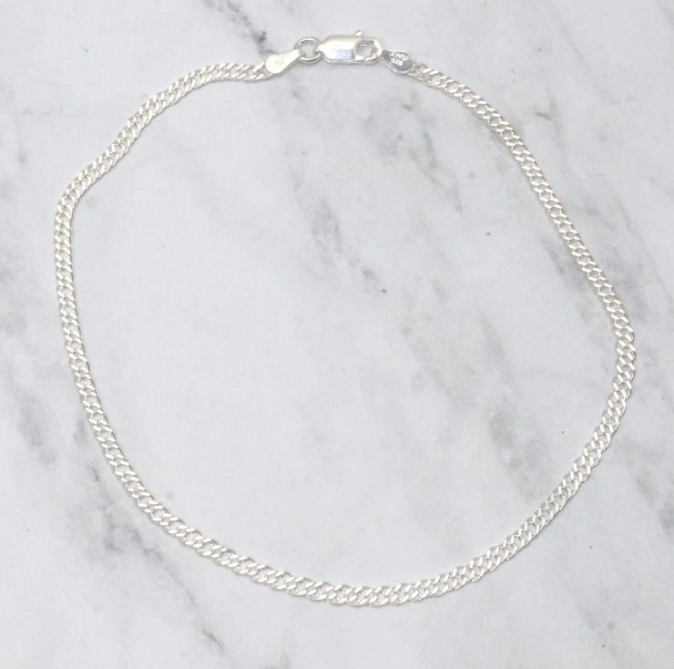 A photo of the Lock Link Anklet product
