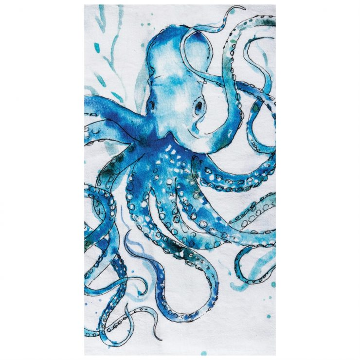 A photo of the Octopus Towel product