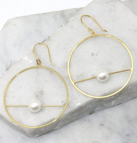 A photo of the Orbit Earrings product