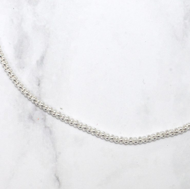 A photo of the Rounded Anklet product