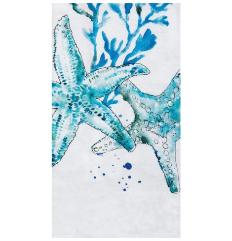 A photo of the Starfish Towel product