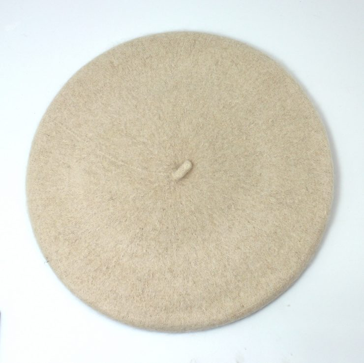 A photo of the Beret Hat product