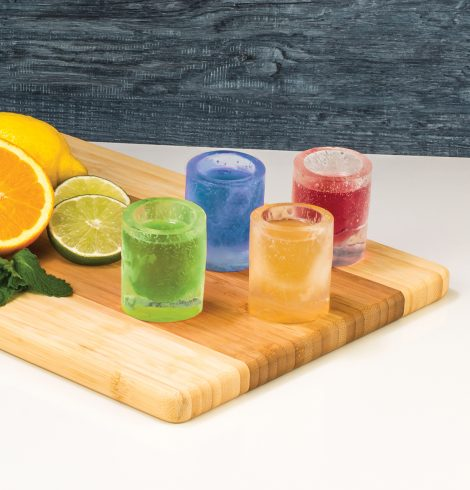 A photo of the Big Shot Silicone Shot Glass Tray product