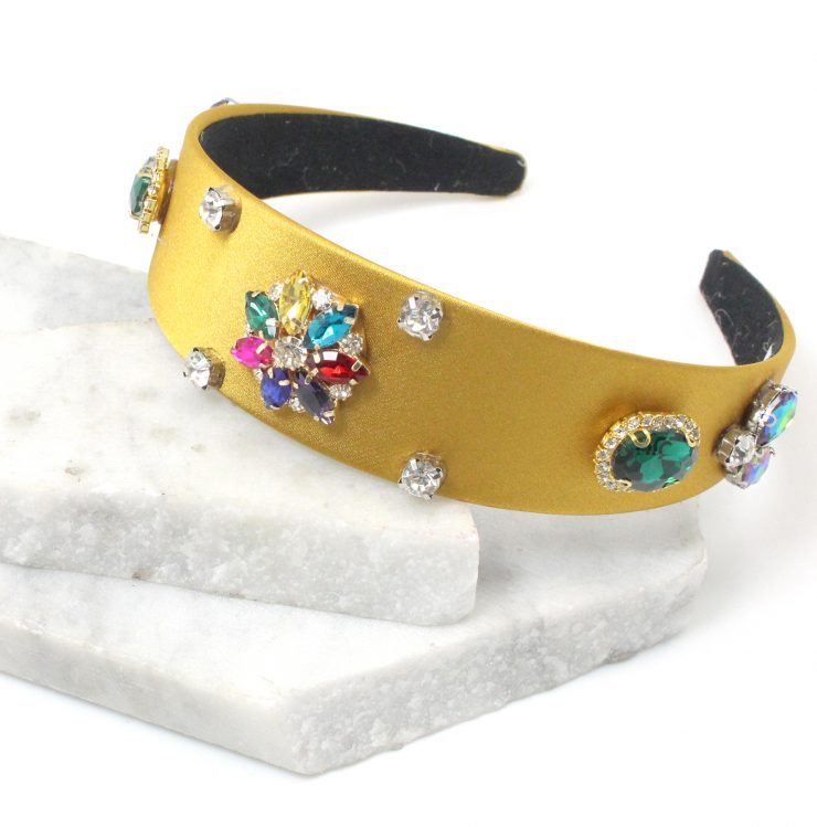 A photo of the Gemstone Headband product