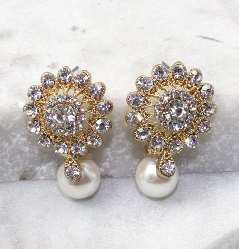 A photo of the Georgina Earrings product