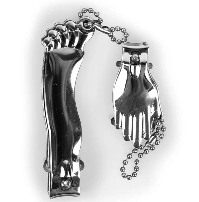 A photo of the Hand and Foot Nail Clipper Combo product