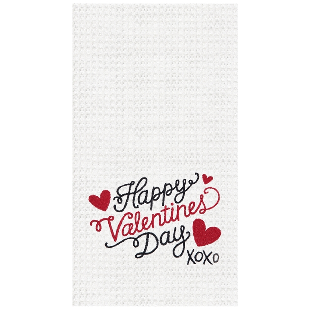 A photo of the Valentines Day Towel product