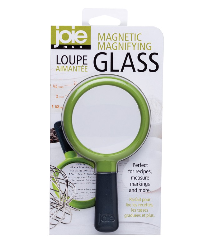 A photo of the Magnetic Magnifying Glass product