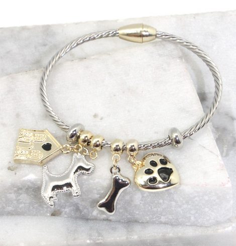 A photo of the Puppy Love Bracelet product