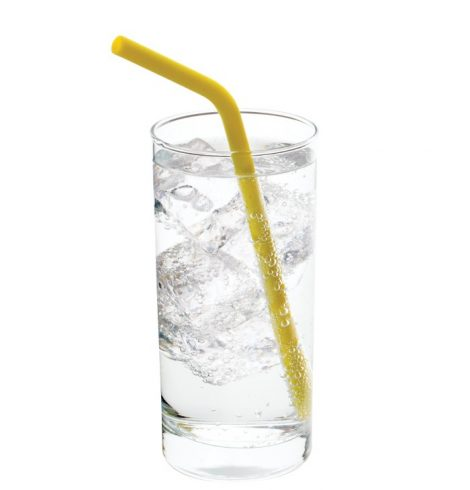 A photo of the Rainbow Silicone Straws product