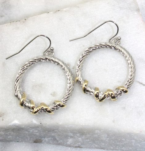 A photo of the Scribble Earrings product