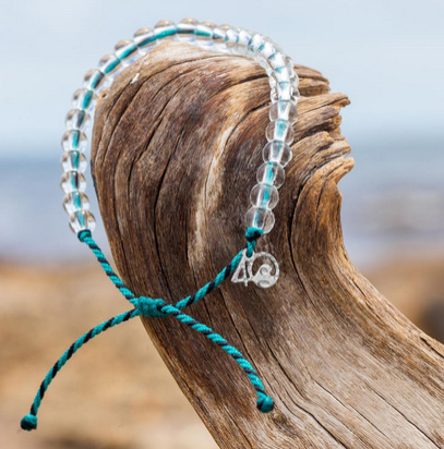 A photo of the 4Ocean Sea Otter Bracelet product