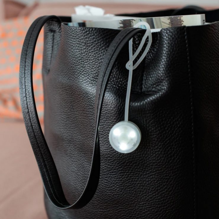 A photo of the Silicone Purse Light product