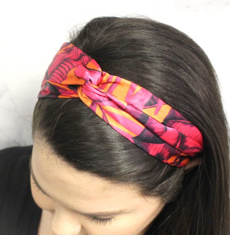 A photo of the Sunset Headband product