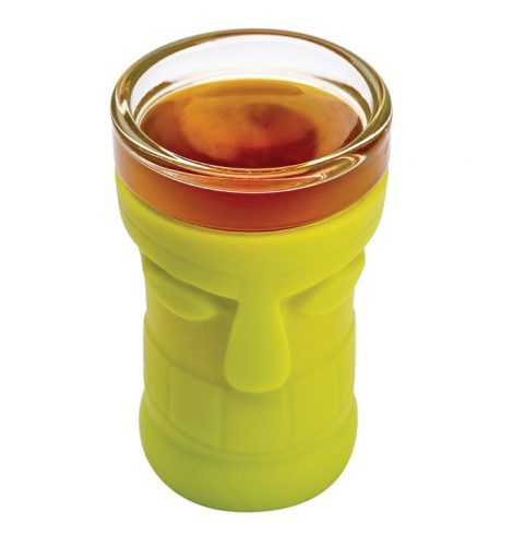 A photo of the Tiki Shot Glass product