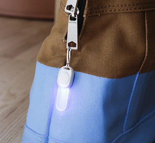 A photo of the Zipper Light product